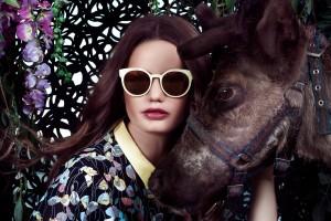 Успей за брендами! На все солнцезащитные очки скидка 60%.